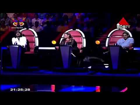 Sina Pipena Me Wasanthaya - Team Heshan (Sirasa Super Star Season...
