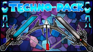 ★ Minecraft PvP Texture Pack Techno-Pack ★