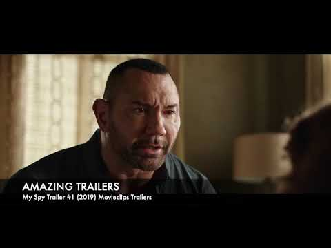 My Spy Trailer #1 (2019) Movieclips Trailers