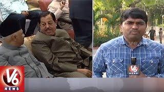 TS Govt Deside Senior MIM Party Leader Mumtaz Ahmed Khan As Protem Speaker   Hyderabad