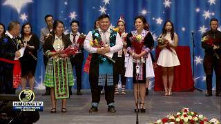 3 HMONG NEWS: First place winner of the 2018 Hmong American New Year singing competition.