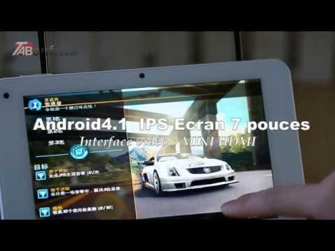 Android 4.1.1 V.1.06 Для Cube U30Gt-H Скачать