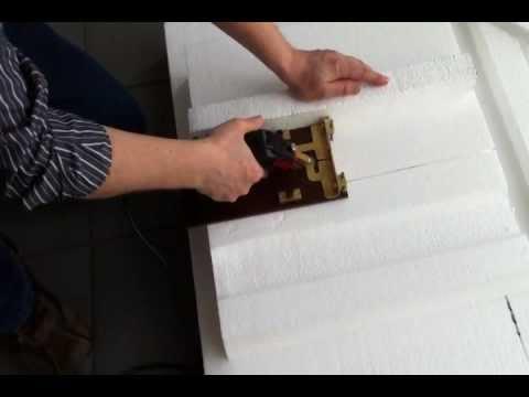 Styroporschneider ENGEL-Cutter und dem H-A-Adapter-Set, Styrofoamcutter ENGEL-Cutter
