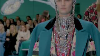Gucci Fall Winter 2018 Fashion Show: Short Edit