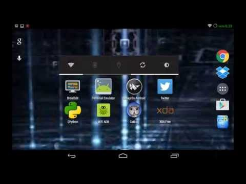 Python On Android Environment [Un restricted setup guide]