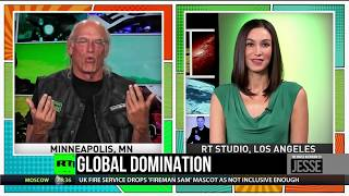 "Jesse Ventura: ""Neurocapitalism has great possibilities but could lead to thought-policing."""