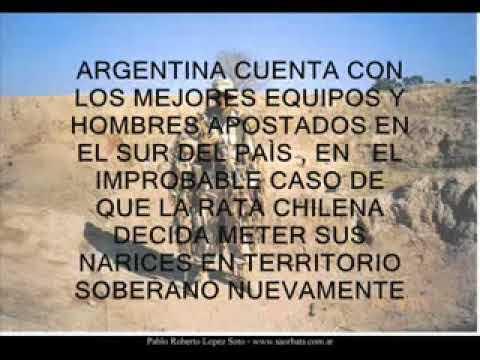 Como Chile entrego La Patagonia