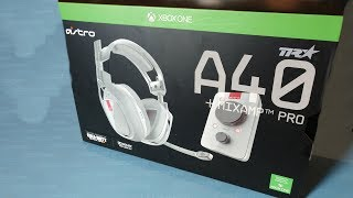Z Review - Astro A40 [Cry Havok and let Slip this Sh|t]