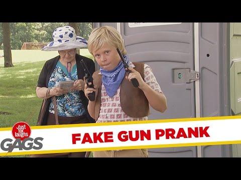 Gunned Granny - Nagyi és a fegyver