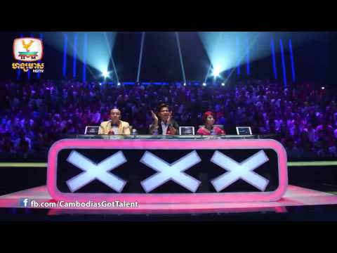 CGT - Judge Audition - Week 4 - PP 0008 Chan Ry, PP 0478 Meas Samorn -  21 Dec 2014