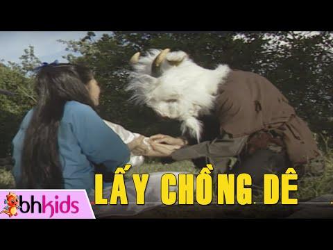 Phim Truyện Cổ Tích Việt Nam - Lấy Chồng Dê [HD 1080p] | Co tich viet nam
