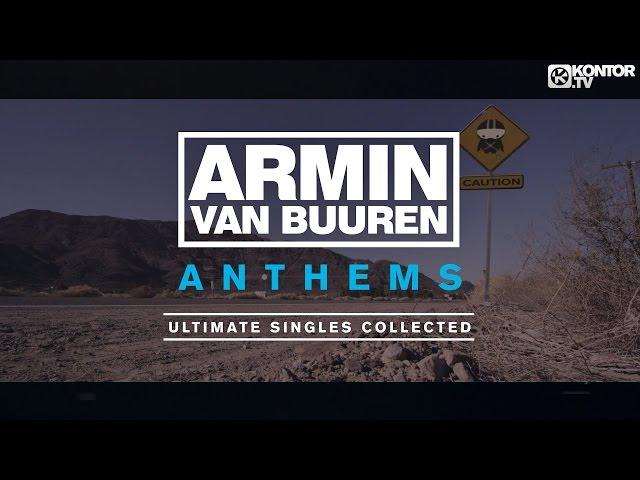 Armin van Buuren - Anthems (Video Mega Mix) (Official Video HD)
