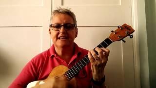 Toot Toot Tootsie Goo'bye ukulele cover for SOTU 281