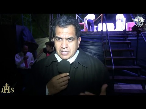 SANTA MISA DE RESURECCION 2017 PADRE CHUY