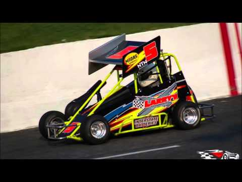 2016-04-23 Jody Bound Outlaw Midgets 2016 Season Preview