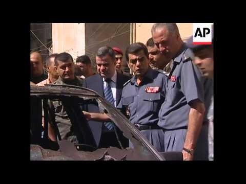 Car bomb kills Hezbollah official