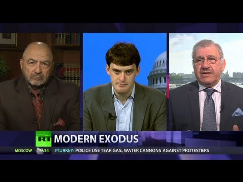 CrossTalk: Do Interventions to Mid-East Drive Christians Out?