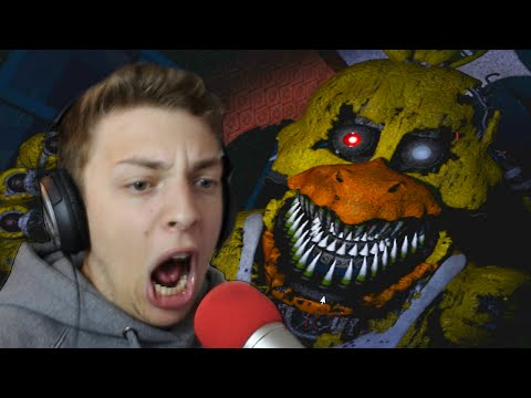 CLOSE THE DOOR QUICK! (Five Nights at Freddy's 4)