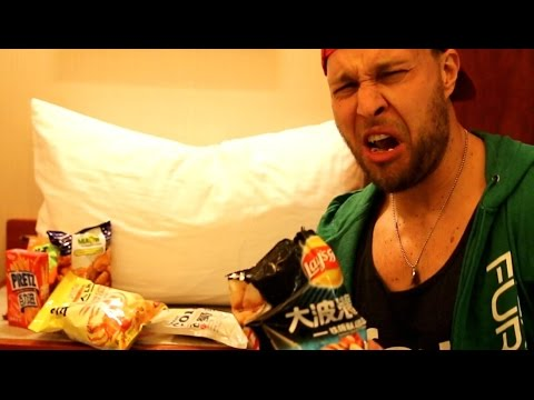 10 Chinese Snacks Taste Test