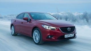 2014 Mazda 6 / Тест-драйв