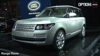 Range Rover 2013 [HD] (Option Auto News)