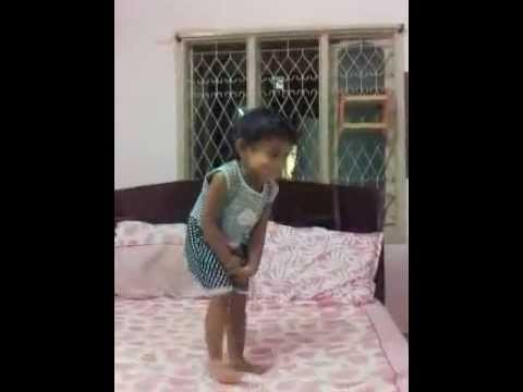 Cute Baby dance Ringa Ringa song arya 2
