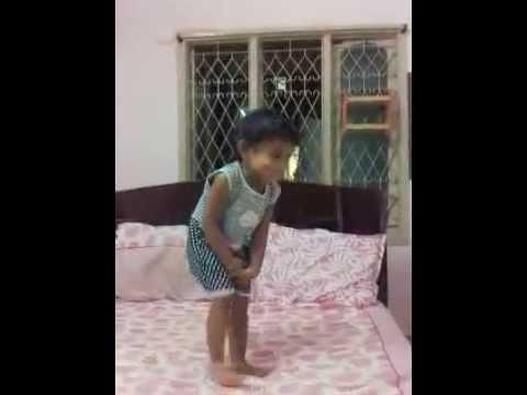 Cute Baby dance Ringa Ringa song arya 2