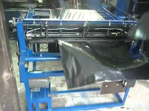 Video maquina selladora bolsas youtube - Como hacer plastico liquido ...