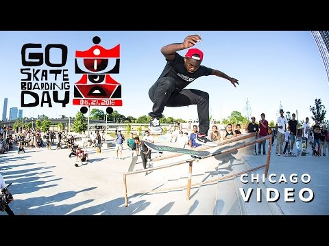 Go Skatebaording Day 2016: CHICAGO