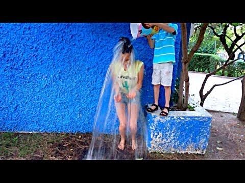 Ice bucket challenge - ELA reto del cubo de agua helada