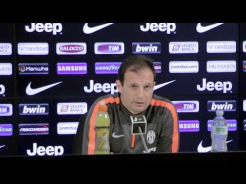 Streit mit Arturo Vidal? Massimiliano Allegri