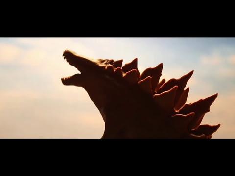Godzilla Reaction - #GodzillaAlert Claymation