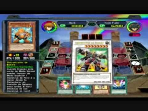 Yu-Gi-Oh! 5D's Master of the Cards(Wii) en Dolphin (GC/Wii emu).