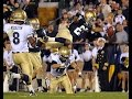 [2009:  Notre Dame vs. Navy (College Football Highlights)] Video