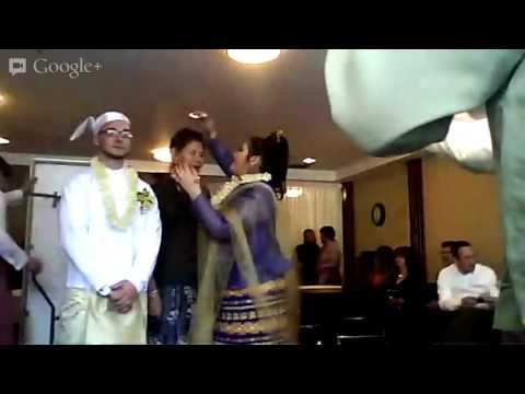 Burmese Wedding Ceremony video
