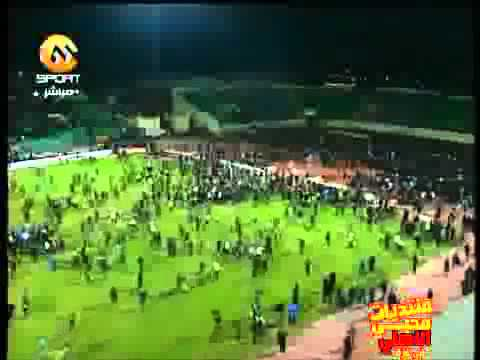 Football Riot In Egypt Leaves 123 Dead