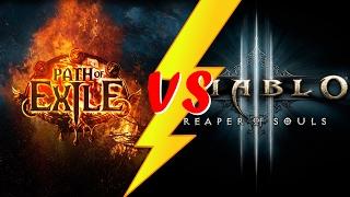 Diablo 3 vs Path of Exile [PL]+[HD]