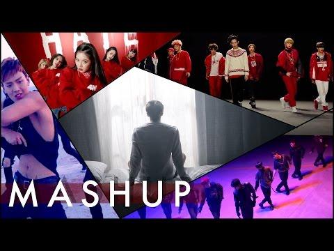 NCT 127/BTS/EXO/MONSTA X/4MINUTE – Limitless/I Need U/Monster/Hero/Hate MASHUP