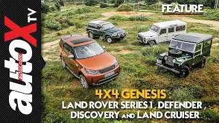 4X4 Genesis | Feature | autoX