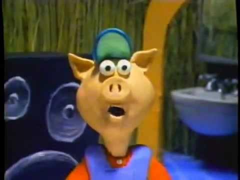 Green jell 255 three little pigs youtube