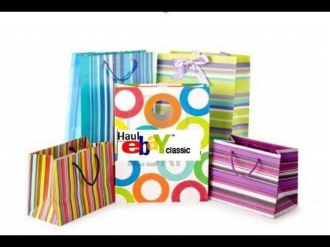 HAUL ebay ABRIL ¡¡¡