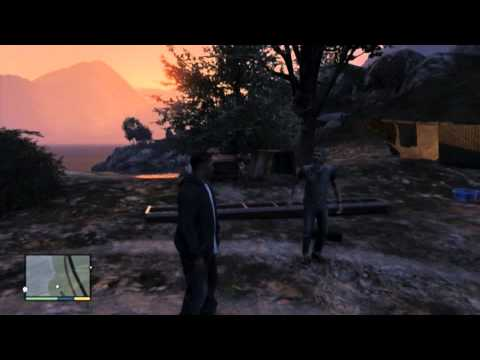 GTA V - If You Wanna Get to Heaven - Tap dance complete