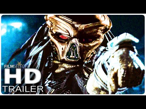 THE PREDATOR Trailer (2018)