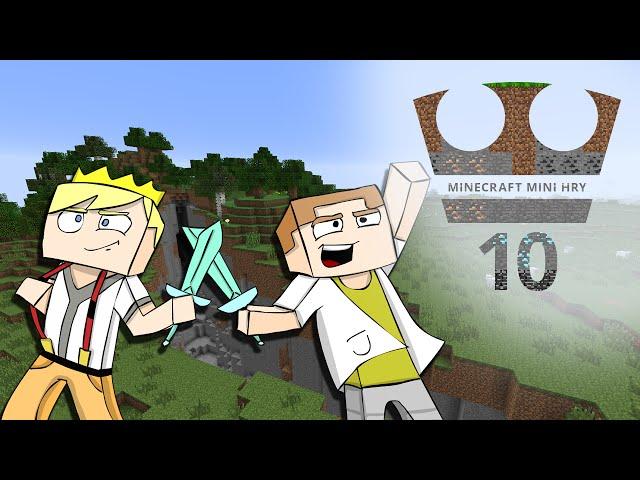 Jirka a GEJMR Hraje - Minecraft Mini hry 10 - Counter Strike
