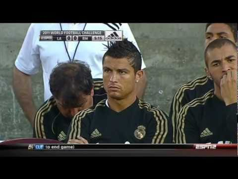Cristiano Ronaldo Vs LA Galaxy - Away - By memitoHD