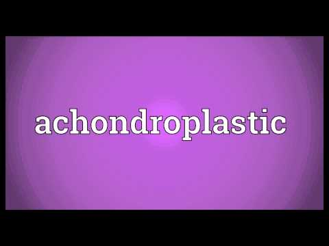 Header of achondroplastic
