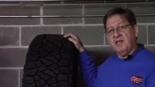 #NittoTires #RidgeGrappler  Hybrid Terrain Off Road Tires