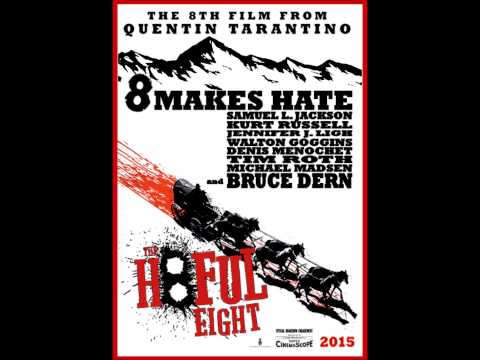 Hateful Eight OST - Iggy Pop And The Stooges - Gimme Danger