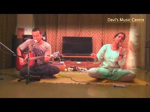 Devi Music Ashram - Prabhu Ji Daya Karo video