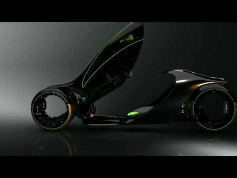 Future Hyundai Motorcycle